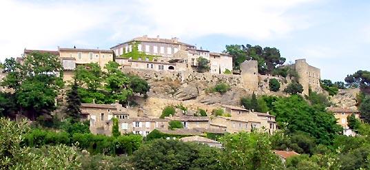 Mnerbes Luberon Provence