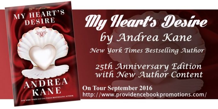 My Heart's Desire by Andrea Kane Tour Banner