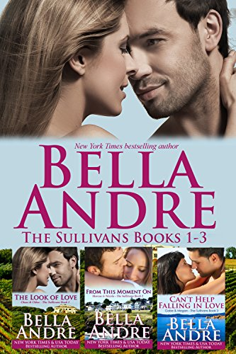 The Sullivans Boxed Set Books 1-3 by Bella Andre