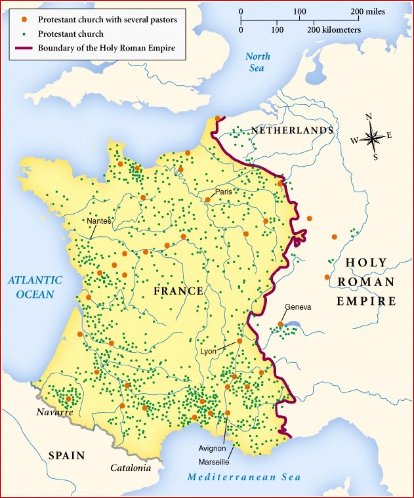 protestant reformation map The northern renaissance was also closely linked to the protestant reformation , and the long series of internal and external conflicts between various protestant groups and the roman catholic church had lasting effects as in italy.