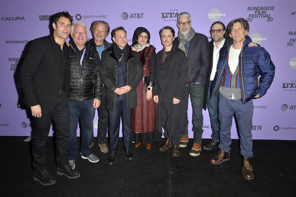 """ART OF THE CUT with the ACE nominated editors of the documentary, """"The Dissident"""" 21"""