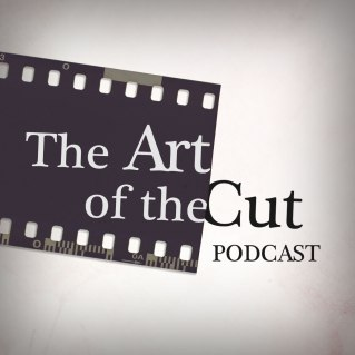 The art of the cut podcast cover art