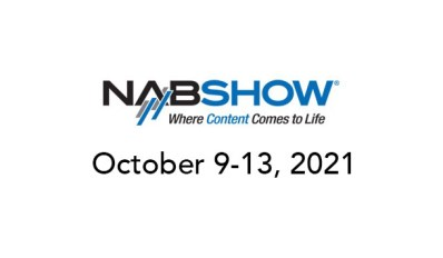 NAB Show 2021 rescheduled for October 9 - 13 4