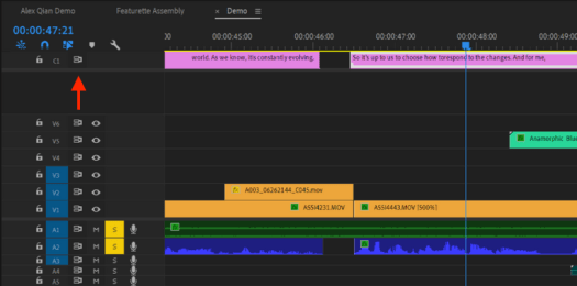 What's new in Adobe Premiere Pro from Adobe MAX? Transcriptions and captions 3