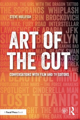 Art of the Cut book cover