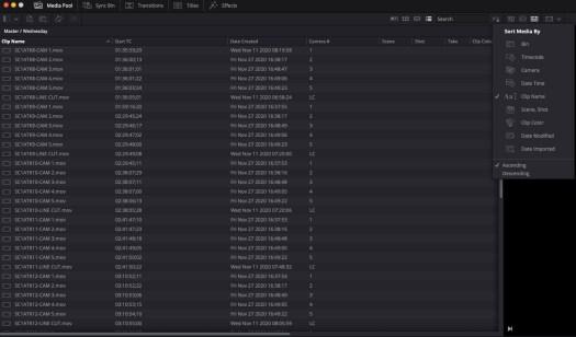 Review: DaVinci Resolve Speed Editor Part 2 - Multicam and Multi-camera Editing 37