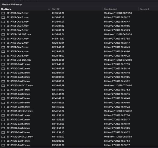 Review: DaVinci Resolve Speed Editor Part 2 - Multicam and Multi-camera Editing 34