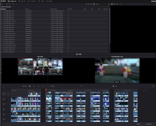 Review: DaVinci Resolve Speed Editor Part 2 - Multicam and Multi-camera Editing 40