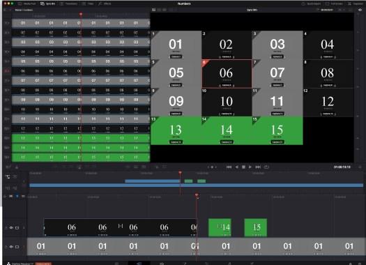 Review: DaVinci Resolve Speed Editor Part 2 - Multicam and Multi-camera Editing 33