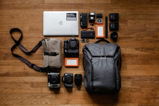 Pack photo or video shoot packing list should be part of your policies and procedures.