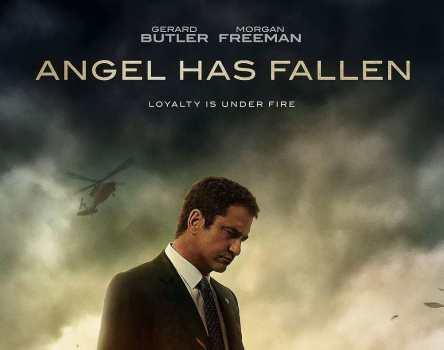 Angel has fallen edited by Gabriel Fleming