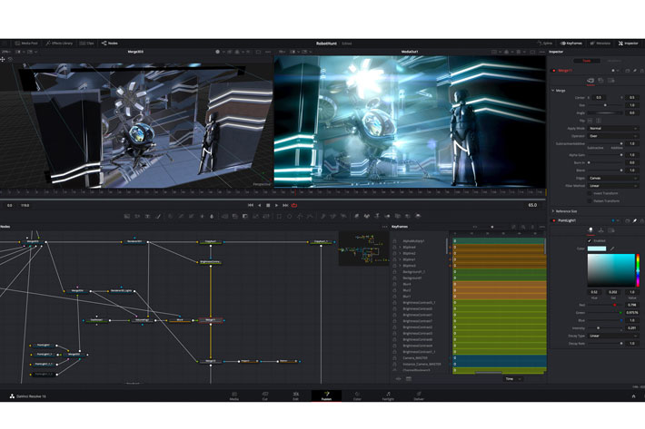 Blackmagic Design announces DaVinci Resolve 16.2 and Blackmagic RAW 1.7