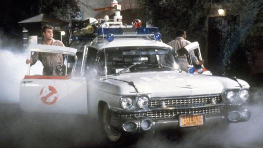 Ghostbusters Ecto Mobile