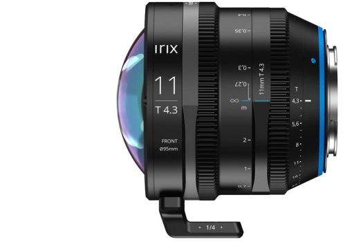 Irix 11mm T4.3: the second Cine lens from Irix