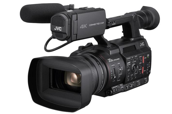 JVC GY-HC500U