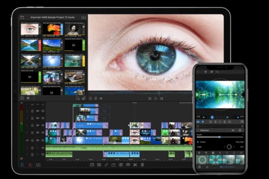 LumaFusion XML export to Apple Final Cut Pro X