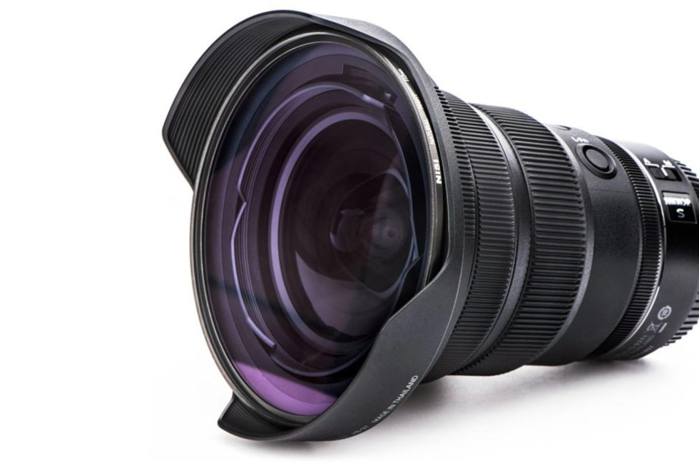 NiSi 112mm filters and hood for Nikkor Z 14-24mm F2.8S