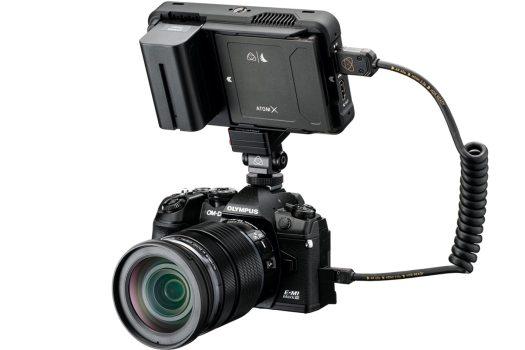 Atomos announces ProRes RAW for Olympus cameras 2