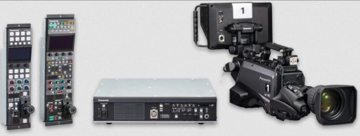 Panasonic AK-UC3300 studio camera, a future-proof solution