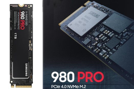Samsung 980 PRO SSD: first consumer PCIe 4.0 NVMe