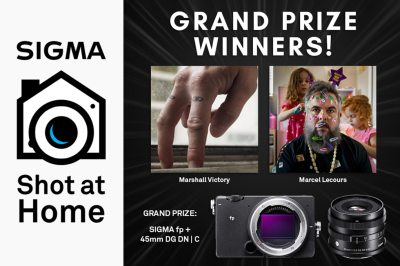 Sigma Shot At Home photo contest: the winners