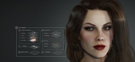 Character Creator 3.3 and SkinGen for rapid digital double creation