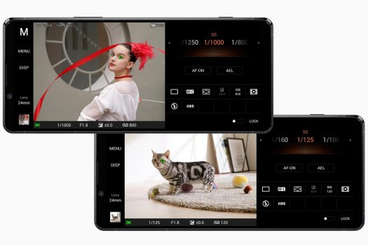 Sony Xperia 1 II: world's first AF/AE continuous tracking smartphone ships in July
