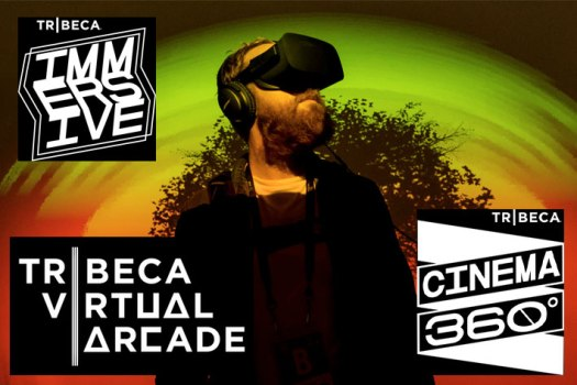 VR and 360: more than 30 immersive experiences at Tribeca Film Festival