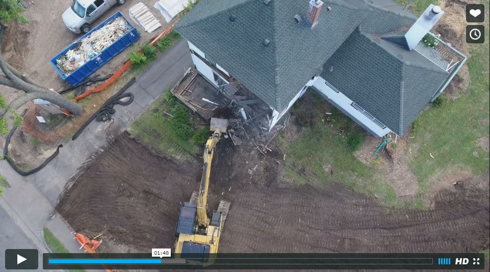 Demolition Video (Mood Board)