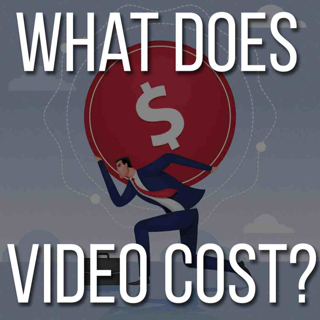 What does a corporate web video cost? w/ PRO TIPS