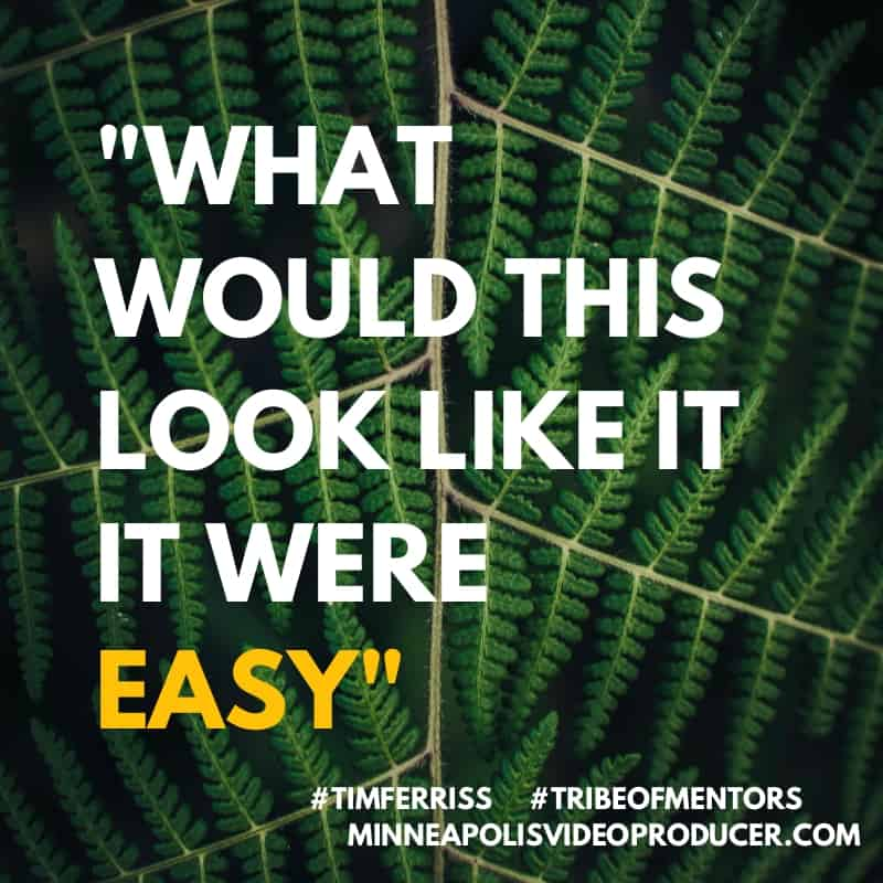 Tim Ferriss - Tribe of Mentors Book Club