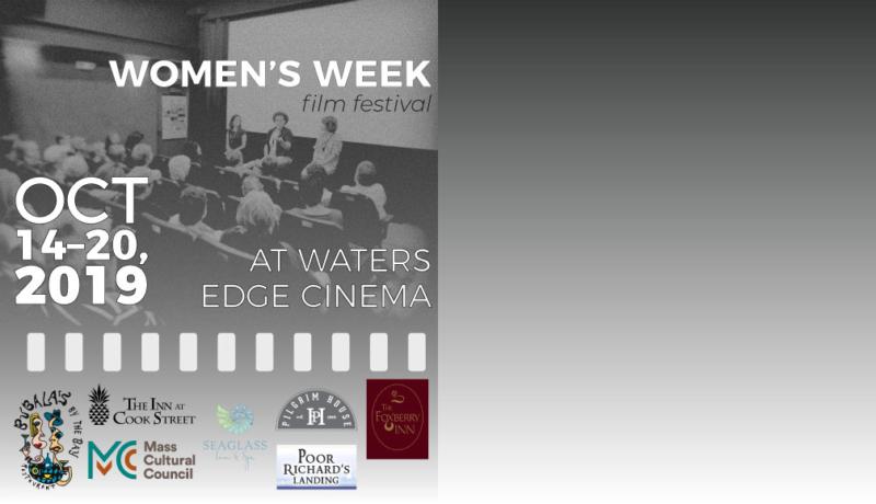 Womens Week Schedule