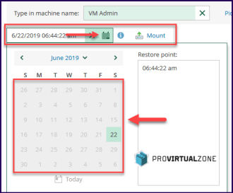 Veeam How to Restore Virtual Machines using user Roles