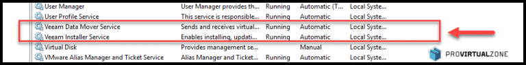 How to update Veeam Proxy manually