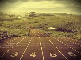 Finish the race: realism, contentment & hope
