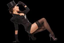 Burlesque mit Elena La Gatta