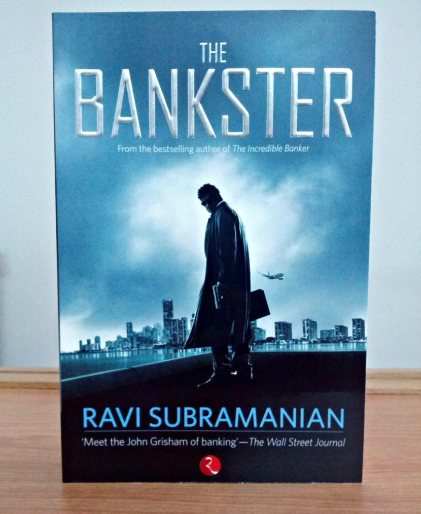 books, book review, ravi subramanian