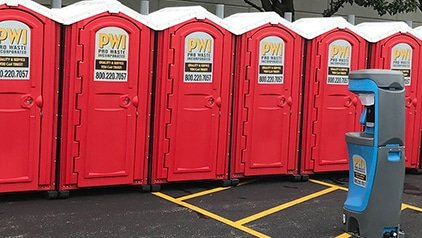 Portable Restrooms to Rent in Chicago
