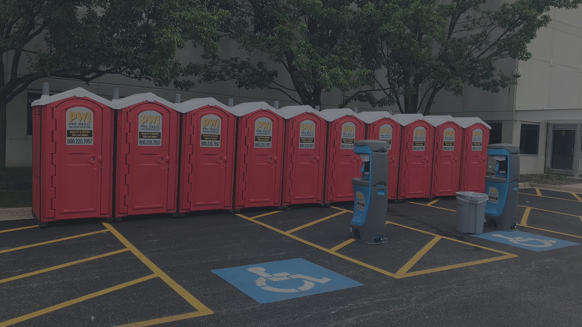 rent a porta potty chicago