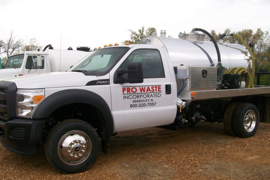 Pump Out Service With PWI