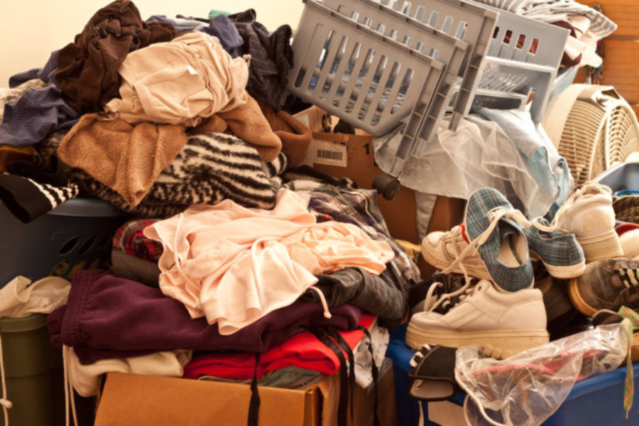 Hoarder Clean-Up Tips