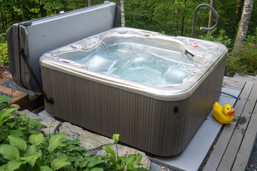 Hot Tub/Spa & Shed Removal