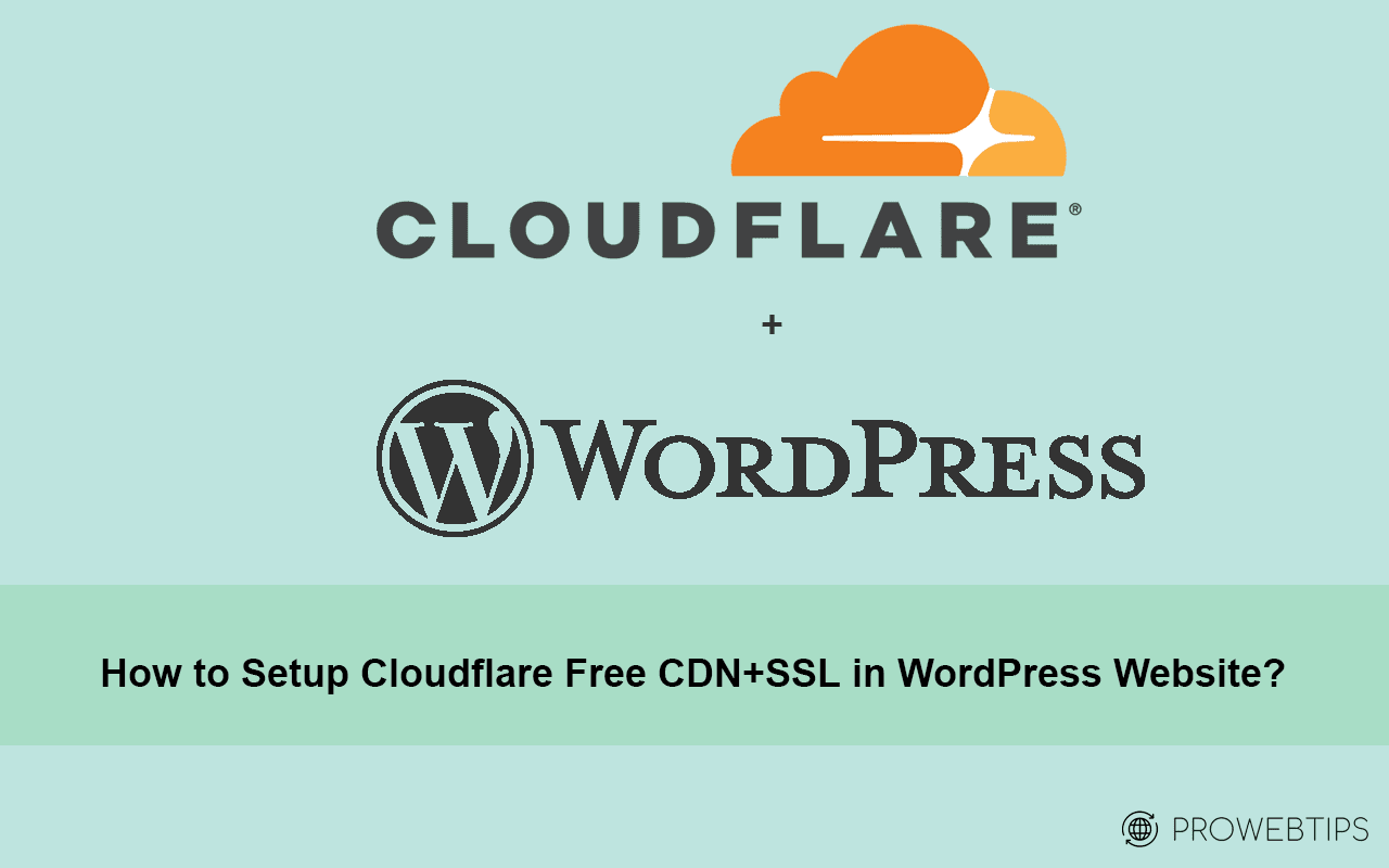cloudflare cdn and free ssl
