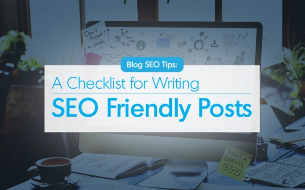 Writing SEO friendly blog posts