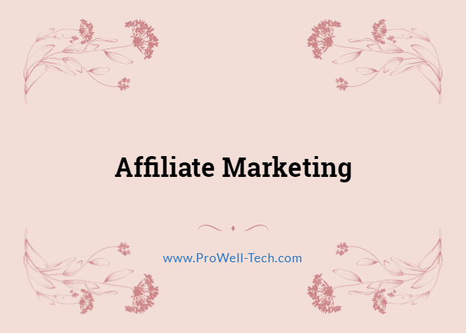 Affiliate Marketing: Things Every Blogger Needs To Know