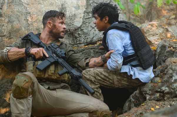 Netflix's 'Extraction' inflicts brutal action on forgettable characters