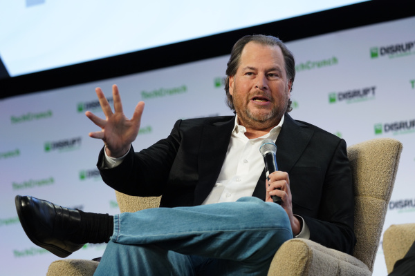 Salesforce stock is taking a hit today after lighter guidance in yesterday's earning's report – ProWellTech