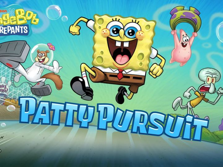 SpongeBob: Patty Pursuit is the ultimate new Apple Arcade game for fans