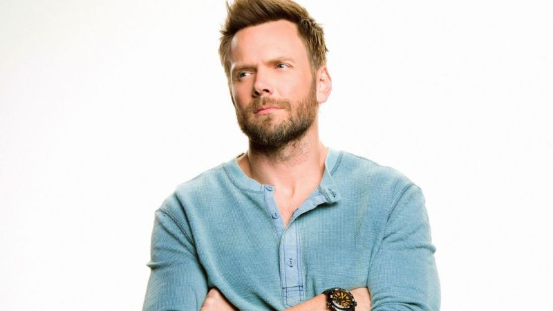 Community star Joel McHale is obsessed with collecting wine and knives