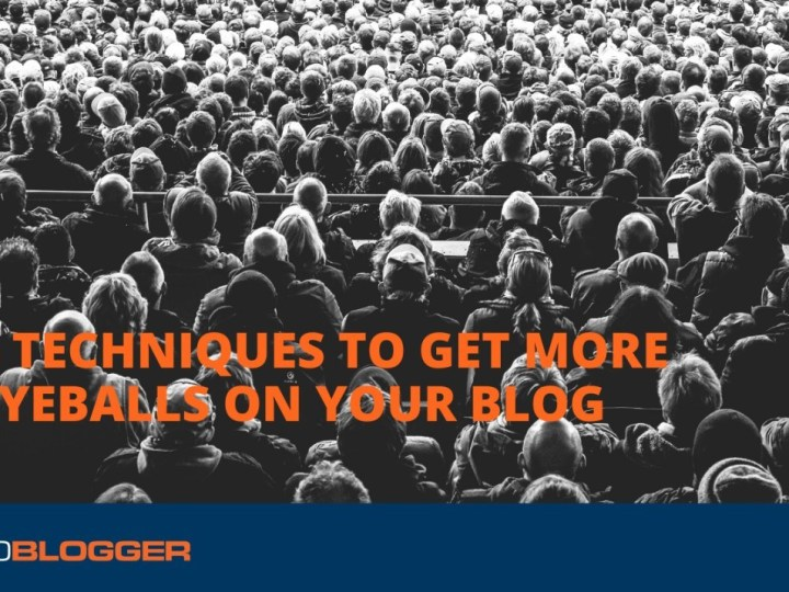 How to Get the Word out about Your New Blog